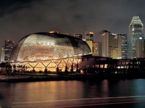 The Esplanade Theatre, Singapore