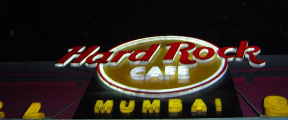 Hard Rock Cafe, Mumbai