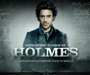 Sherlock Holmes The Movie