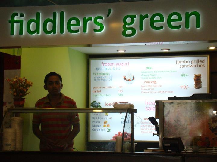 Fiddler's Green - MGF Metropolitan Mall, Gurgaon