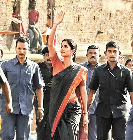 Katrina Kaif in Rajneeti