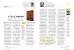 Featured in IBEF's INDIA NOW Magazine, August 2011