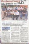 Hindustan Times, 2009